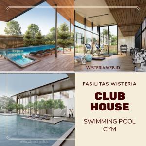 Wisteria Cakung Club House