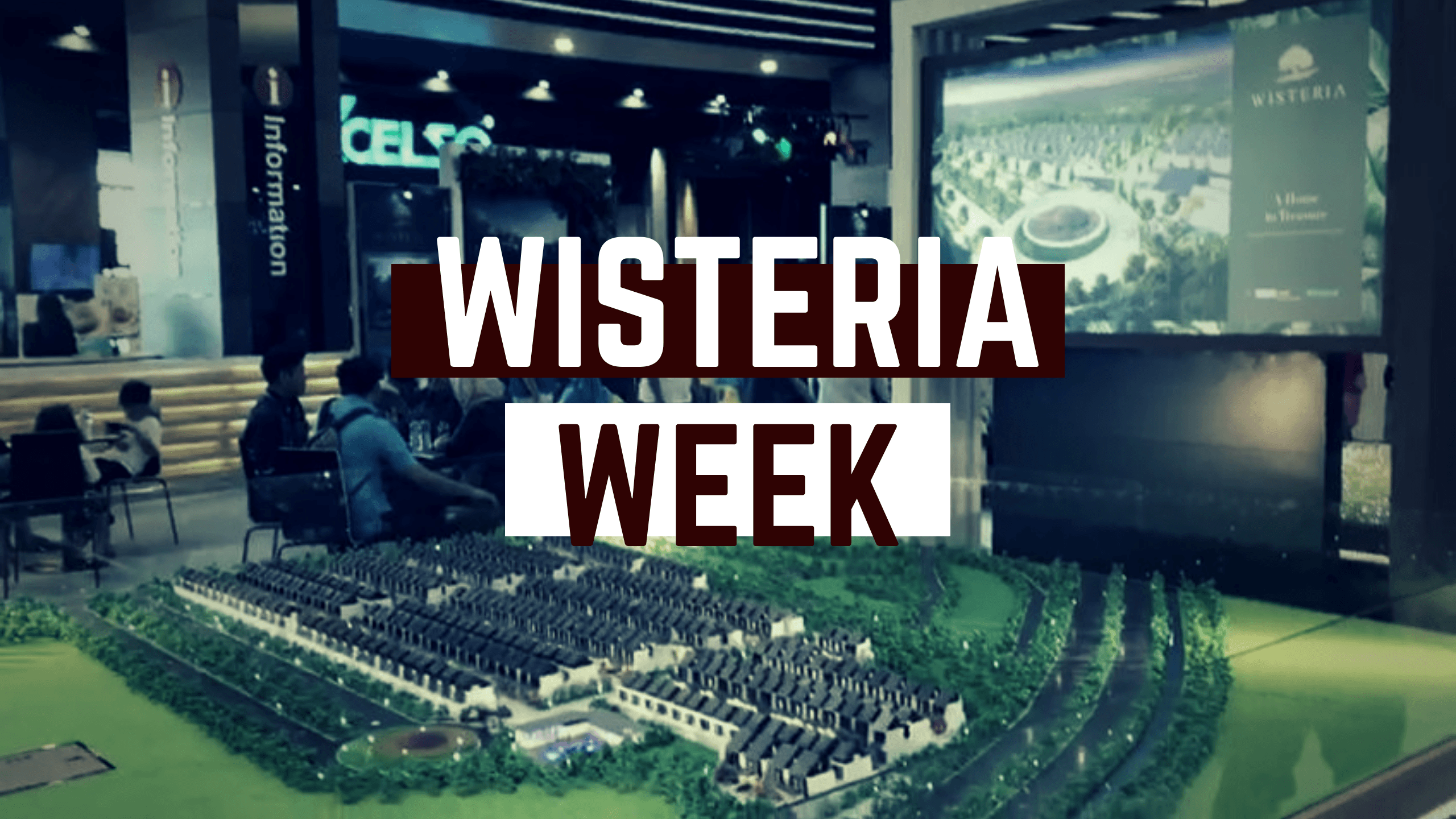 Video Event Wisteria Week 16-17 Nov 2019