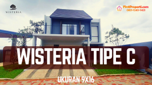Wisteria Cakung Show Unit Tipe C