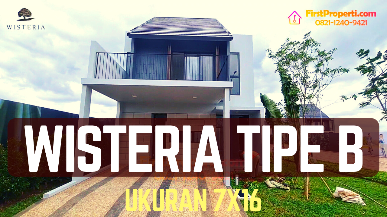 Wisteria Cakung Tipe B Quick Facts